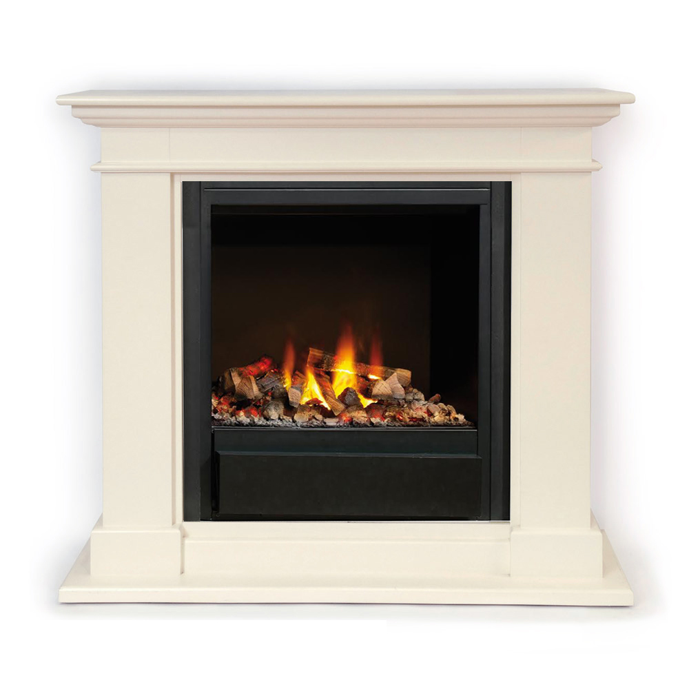 Roma Electric Mist Fireplace
